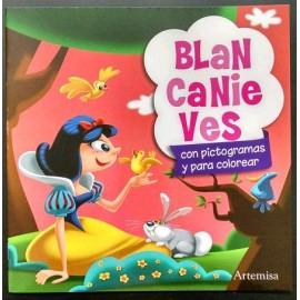 BLANCANIEVES CUENTOS CON PICTOGRAMAS