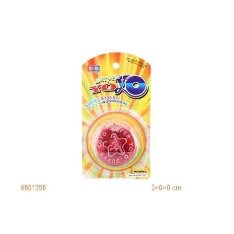 YOYO C/LUZ EN BLISTER 17001IC04163750R