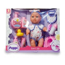 POPPI- QUIERO PIPI LOLA 5360-16020