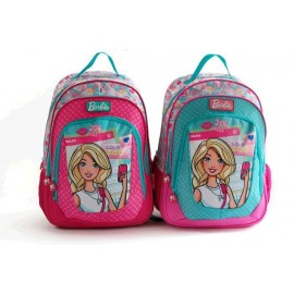 MOCHILA BARBIE LINEA RED SOCIAL 16108