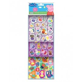 SET MAS 100 STICKERS PEPPA PIG EPP06328