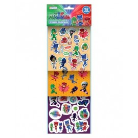 SET MAS 100 STICKERS PJMASKS EPJ00841