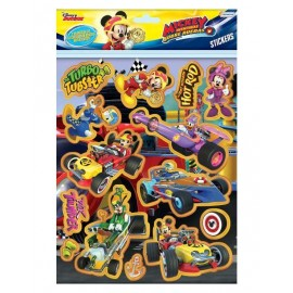 SET STICKERS 2 PLANCHAS MICKEY DCH07674