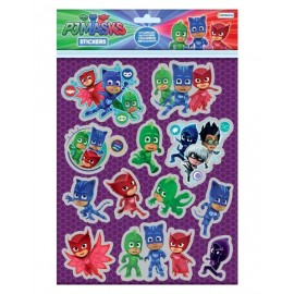 SET STICKERS 2 PLANCHASPJMASKS EPJ00842