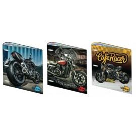 CARPETA 3X40 MOTORCYCLES 2017340L21