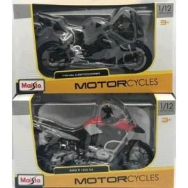 1:12 MOTOS -SURTIDAS  31101