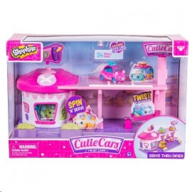 Shopkins-cutie cars playset 56538