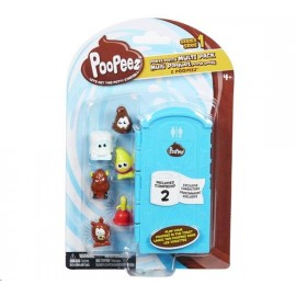 COLECCIONABLE POOPEEZ PACK 6 FIG.71260