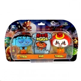 Coleccionable hero eggs pack 3 fig.27302