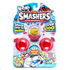 Colecc smashers pack x 3 fig 7402
