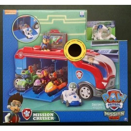Paw patrol-camion+mini veh+fig  P16719