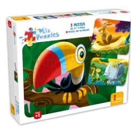 PERSONAL PUZZLE TUCAN 724