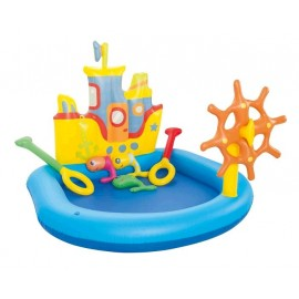 BARCO GIGANTE INFLABLE 52211