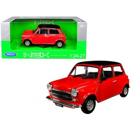WELLY 1:24 MINI COOPER 1300 22496