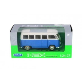 WELLY 1:24 CLASICAL BUS '62 22095