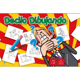 DECILO DIBUJANDO JM2028