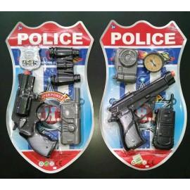 SET POLICIA EN BLISTER 57013