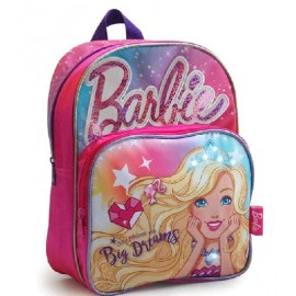 MOCHILA JARDIN BARBIE LINEA DREAM 14032