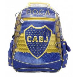 BOCA JUNIORS MOCHILA 18P ESPALDA BO122