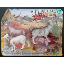 ANIMALES EN BLISTER 56278