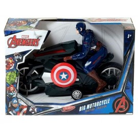 CAPITAN AMERICA FRICCION BIKE 7117