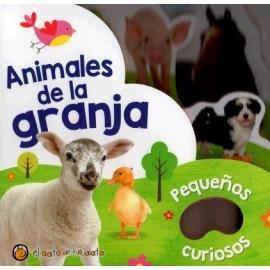PEQUEÑOS CURIOSOS-ANIMALES GRANJA 1858