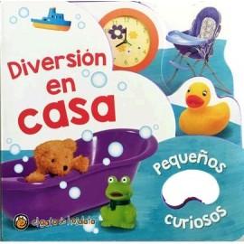 PEQUEÑOS CURIOSOS- DIVERSION CASA 1860