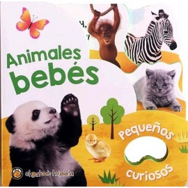PEQUEÑOS CURIOSOS- ANIMALES BEBES 1859