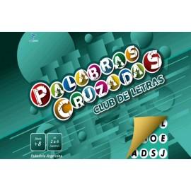 PALABRAS CRUZADAS CLUB LETRAS JM2034