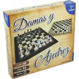 DAMAS Y AJEDREZ JM2326