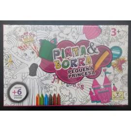 PINTA Y BORRA P.PRINCESA 5440