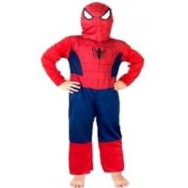 Disfraz economico Spiderman T1 8201