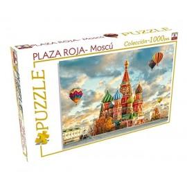 PUZZLE PLAZA ROJA DE MOSCU-1000P 303