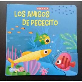 AQUI Y ALLA -LOS AMIGOS DE PECECITO 458