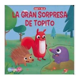 AQUI Y ALLA LA GRAN SORP .DE TOPITO 456
