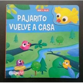 AQUI Y ALLA PAJARITO VUELVE A CASA 455