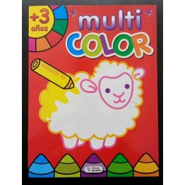 MULTI COLOR - OVEJA SA-0020