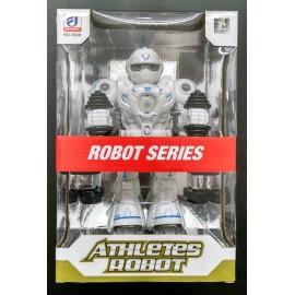 ROBOT A PILA LUZ Y SONIDO 6096-6026