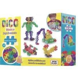 DICO BASICO 50PZAS 606