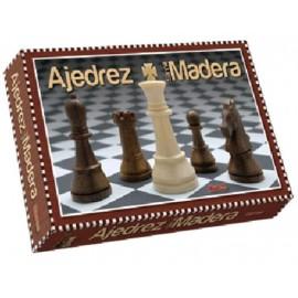 AJEDREZ DE MADERA 1033
