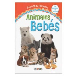 ANIMALES BEBE-PEQUEÑAS MIRADAS 7684