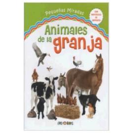 ANIMALES DE LA GRANJA-PEQ.MIRADAS 7318