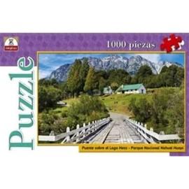 PUZZLE LAGO HESS-N. HUAPI 1000 PZAS 291