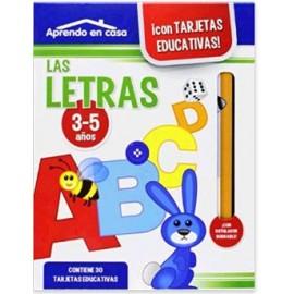 APRENDO EN CASA LAS LETRAS  SA-0098
