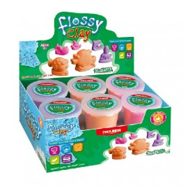 MASA PAULINDA FLOSSY CLAY 125ML 4141