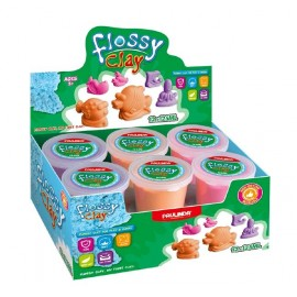 MASA PAULINDA FLOSSY CLAY 125ML 4448