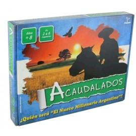 ACAUDALADOS JM2017