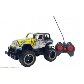 JEEP R/C GRAFITTI 11607 6160