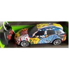 AUTO SUV R/C GRAFITTI 666-81 6158