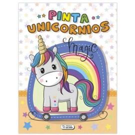 PINTA UNICORNIOS PATINETA SA-269